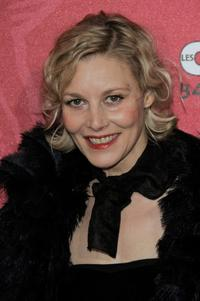 Florence Thomassin at the Cesar Film Awards 2009.