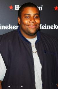 Kenan Thompson at the UpFront Week Closing Night Party.