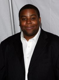 Kenan Thompson at the NBC Universal Experience during the upfront week.