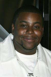 Kenan Thompson at the premiere of