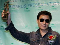 Tony Leung at the 12th Hong Kong Film Critics Society Awards Presentation Ceremony in Hong Kong.
