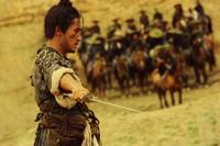 Tony Leung Chiu Wai as Blind Swordsman in