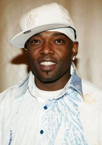 Treach at the record release party for Janet Jackson's new CD
