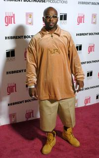 Treach at the First Annual ELLEGIRL Hollywood Prom party.