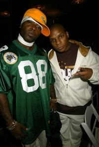 Treach and Vinny at the 2002 MTV Video Music Awards.