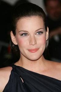 Liv Tyler at the Metropolitan Museum of Art Costume Institute Benefit Gala