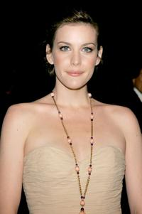 Liv Tyler at the 2007 Vanity Fair Oscar Party.