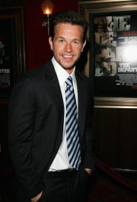 Mark Wahlberg at the N.Y.  premiere of