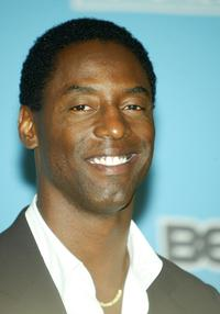 Isaiah Washington at the BET Awards 05.