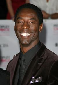 Isaiah Washington at the 33rd Annual People's Choice Awards.