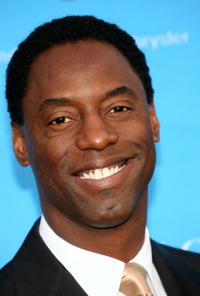 Isaiah Washington at the 37th Annual NAACP Image Awards.