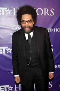 Cornel West at the BET Honors Red Carpet.