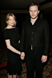 Michelle Williams and Heath Ledger at the 58th Annual Directors Guild Of America Awards.