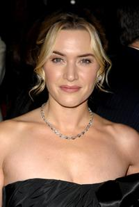 Kate Winslet at the 2007 National Board Of Review Awards Gala.