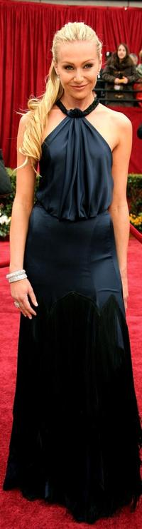Portia de Rossi at the 79th Annual Academy Awards.