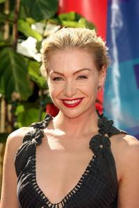 Portia de Rossi at the 58th Annual Primetime Emmy Awards.