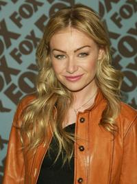 Portia de Rossi at the Fox upfront.