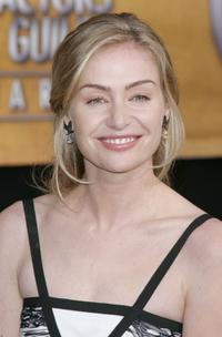 Portia de Rossi at the 12th Annual Screen Actors Guild Awards.