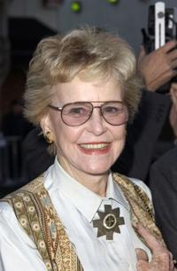 Diana Douglas at the California screening of