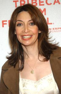 Illeana Douglas at the screening of