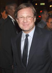 Michael Ovitz at the Louis Vuitton presentation of