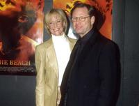 Michael Ovitz and wife arrive at the Los Angeles premiere of