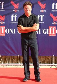 Paolo Conticini at the 2009 Giffoni Film Festival.