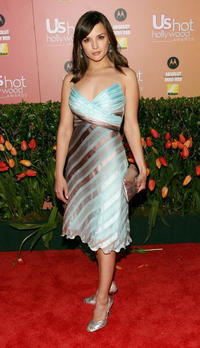 Rachael Leigh Cook at the US Weekly Hot Hollywood Awards in Los Angeles.