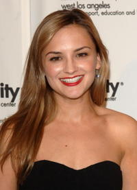 Rachael Leigh Cook at the 'Tribute to the Human Spirit' Awards Gala in Beverly Hills, California.