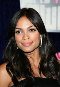 Rosario Dawson at the 2007 MTV Video Music Awards.