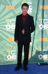 Thomas Dekker at the 2008 Teen Choice Awards.