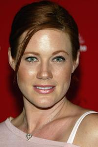 Elisa Donovan at the Frederick's of Hollywood Debuts Fall 2003 Collection.