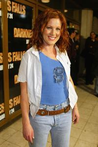 Elisa Donovan at the premiere of