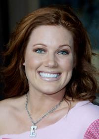 Elisa Donovan at the world premiere of