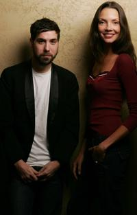 Leo Fitzpatrick and Tatiana Abracos at the 2005 Sundance Film Festival.