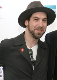Leo Fitzpatrick at the premiere of