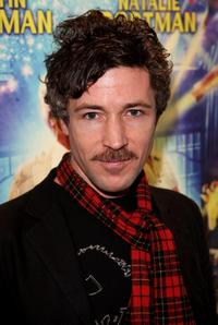 Aidan Gillen at the UK premiere of