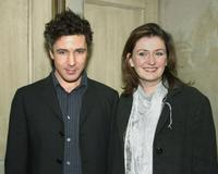 Aidan Gillen and Guest at the after-party of the opening of