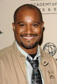Seth Gilliam at the Academy of Television Arts & Sciences.
