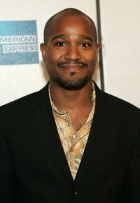 Seth Gilliam at the screening of