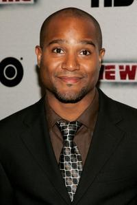 Seth Gilliam at the premiere of