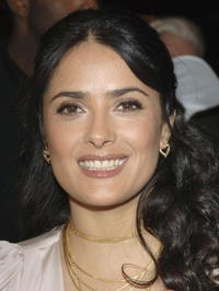 Salma Hayek at the SBIFF opening night of