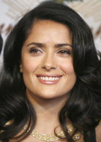 Salma Hayek at the Oceana's 2006 Partners Award Gala.