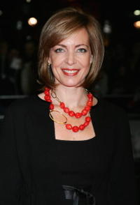 Actress Allison Janney at the premiere of