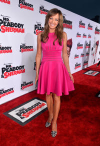 Allison Janney at the California premiere of