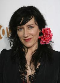 Maria Doyle Kennedy at the premiere of