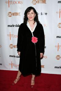Maria Doyle Kennedy at the New York premiere of