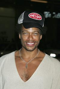 Gary Dourdan at the premiere of