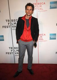 Christian Oliver at the premiere of