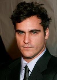 Joaquin Phoenix at a Beverly Hills screening of